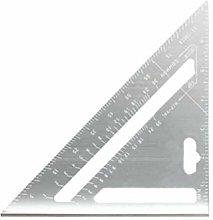 iplusmile Rafter Ruler-7 Inch 45 Degrees