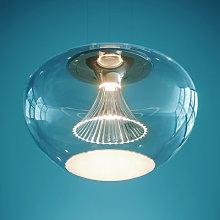Ipno Glass Pendant - / LED - Ø 45 cm by Artemide