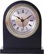 IPRE Solid Wood Mantel Clock, Quartz Machinery