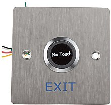 IR No Touch Contactless Door Release Exit Button