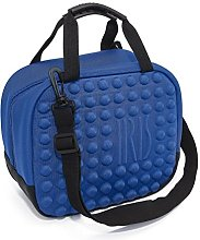 IRIS Studio Fizz Cooler Bag Lunch, Fabric, Blue