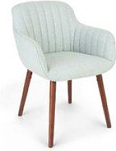 Iris Upholstered Chair Foam Upholstery Polyester