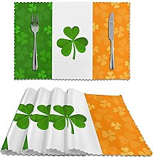 Irish with Shamrock Clover St. Patrick's Day