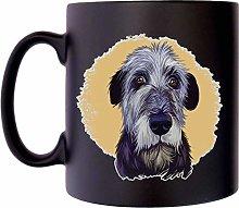 Irish Wolfhound Dog Breed Klassek Mug Coffee Tea