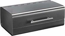Iron Bread Box, Large-Capacity Storage Cabinet,