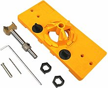 Ironhorse DIY Tool for Woodworking 35mm Hinge Hole