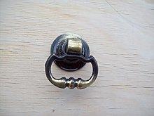 IRONMONGERY WORLD® Antique Brass Cabinet Cupboard