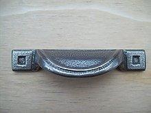 IRONMONGERY WORLD® CAST Iron Antique Pewter