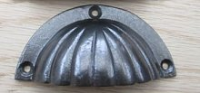 IRONMONGERY WORLD® CAST Iron Cup Cupped Shell