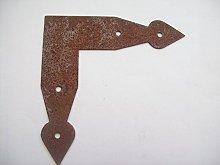 Ironmongery World Flat Corner Angle Bracket Repair