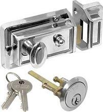 Ironmongery World Standard Traditional Door Lock