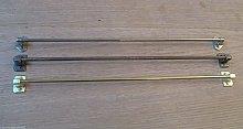 IRONMONGERY WORLD®Wardrobe TIE Belt Scarf Hanging