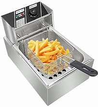 iropro Deep Fat Fryer, 10 Litre with Adjustable