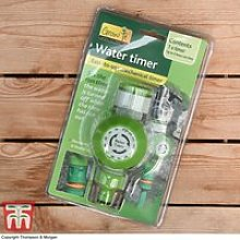 Irrigation Mechanical Water Timer (Green)