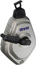IRWIN Tools STRAIT-LINE Chalk Line, Mach6 Reel,