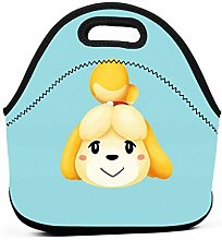 Isabelle Animal Crossing Insulated Lunch Bag Tote