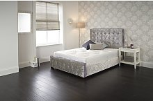 Isaias Upholstered Bed Frame Willa Arlo Interiors