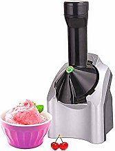 ISAKEN Home Ice Cream Maker, Portable Automatic