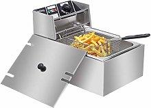 Ishine ZOKOP Deep Fat Fryer 6L 2500W Stainless