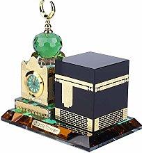 Islamic Home Table Decor Muslim Supplies Clock