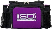 Isobag 6 Meal Management System - Purple/Black