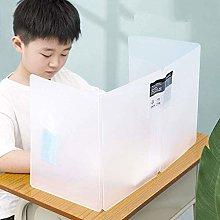 Isolation Baffle Divider, Acrylic Plastic Foldable