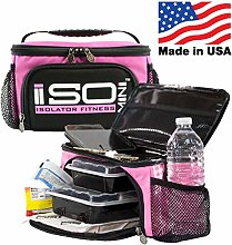 Isolator Fitness 2 Meal ISOMINI Meal Prep