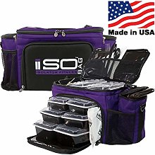 Isolator Fitness 6 Meal ISOBAG Meal Prep