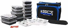 Isolator Fitness 6 Meal ISOCUBE Meal Prep