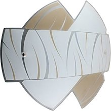 ISOLUCE Ceiling Light, White/Taupe