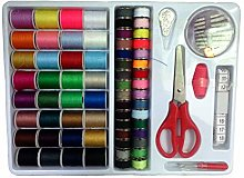 ISOTO Sewing Tool Kit 100 in1 Assorted Sewing