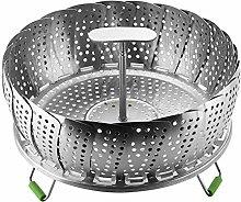 Iswell Vegetable Steamer Basket Food Steamer 11
