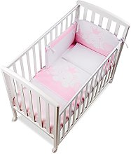 Italbaby 4 Piece Pony Baby Re Bedding Set,