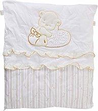 Italbaby Love Removable Duvet Cover for Pram,