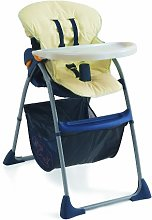 Italbaby Universal High Chair PVC Cover, Beige,