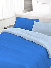 Italian Bed Linen King Size Duvet Cover Set,