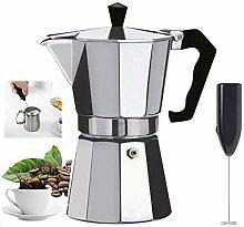 Italian Espresso STOVE TOP Coffee Maker & Electric