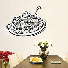 Italian Food Wall Stickers Italian Food Pizza