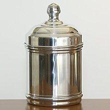 Italo Ottinetti Polished Aluminium Storage