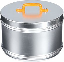 Italo Ottinetti Storage Canister with Painted Box