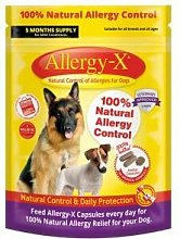 Itch Eeze Capsules for Dogs 50g (160 Capsules) -