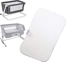 ITRAT® Baby Bedside Deluxe Crib Mattress Fit For