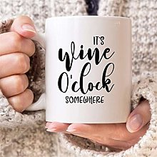 Its Wine O'Clock Somewhere Christmas Present