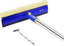 ITTAHO Window Cleaning Kit, 2 in 1 Window Squeegee
