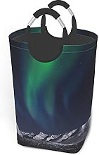 IUBBKI Aurora Printed Waterproof Foldable Storage