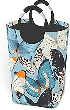IUBBKI Butterfly Printed Waterproof Foldable