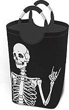 IUBBKI Cool Skull Printed Waterproof Foldable