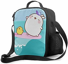 IUBBKI Molang 3 Lunch Bag Cooler Bag Lunch Box