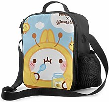 IUBBKI Molang 5 Lunch Bag Cooler Bag Lunch Box