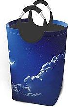 IUBBKI Night Sky Printed Waterproof Foldable